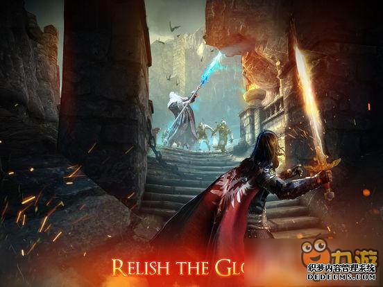 Gameloft手游新作《变态传奇世界》公布